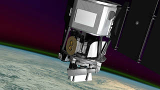 NASA's Ionospheric Connection Explorer will study the frontier of space