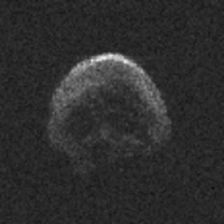 Asteroid 2015 TB145