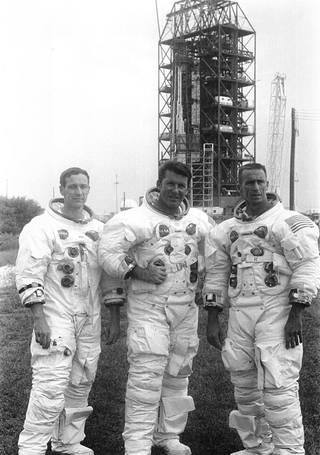Apollo 7 Prime Crew