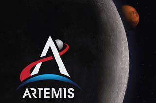 Artemis identity with the Moon and Mars