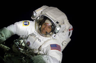 NASA astronaut Randy Bresnik, STS-129 mission specialist