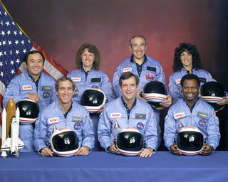 The STS-51L crew was lost 73 second after launch on Jan. 28, 1986.