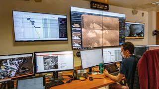 El software de la NASA que optimiza la productividad del rover marciano