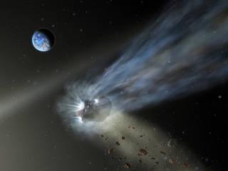 Estudios del cometa Catalina sugieren que los cometas transportaron carbono a los planetas rocosos.