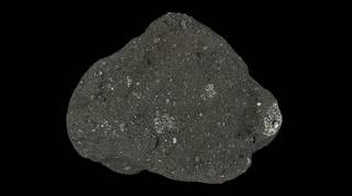 Astromaterials 3D's first public release of an interactive 3D model of Apollo 11 Lunar Sample 10021,79, a small rock from the Co