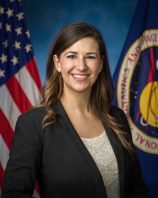 Diane Dailey, part of NASA's flight director class of 2021