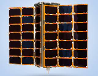 SPIRE, which operates the LEMUR-2 constellation of 3U CubeSat satellites