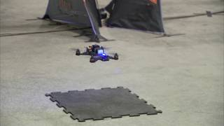 Drone developed at JPL