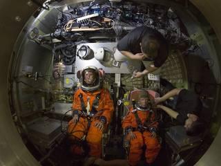 El maniquí de Artemis I ayudará a preparar a la tripulación para las misiones lunares