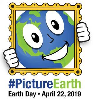 NASA celebrates Earth Day 2019 with #PictureEarth, April 22, 2019.