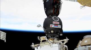 La tripulación de la Expedición 64 llega a la Estación Espacial Internacional el 14 de octubre de 2020