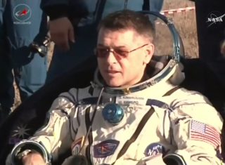 With his return to Earth April 10, 2017, from a mission aboard the International Space Station, NASA astronaut Shane Kimbrough