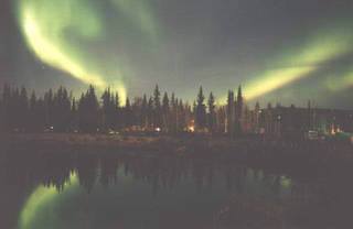 Aurora are a well-known example of the impacts of space weather events.