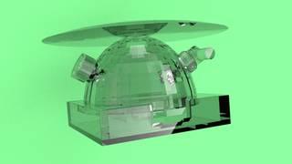 Picture of junior winner Astro Mini Farm designed by Sreyash Sola.