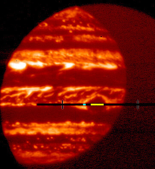 How a NASA Scientist Looks in the Depths of the Great Red Spot to Find Water on Jupiter  Grs_5mu_image