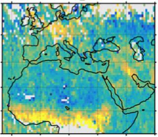 انبعاثات CO2 في أوروبا. المعهد الفنلندي للأرصاد الجوية