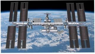 irosa solar arrays international space station