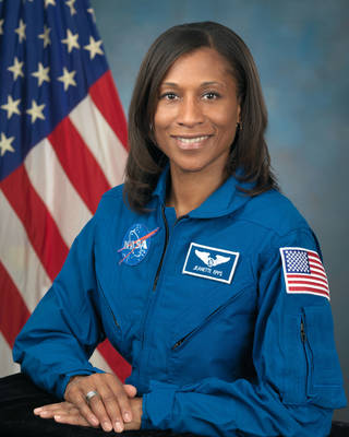 NASA astronaut Jeanette Epps
