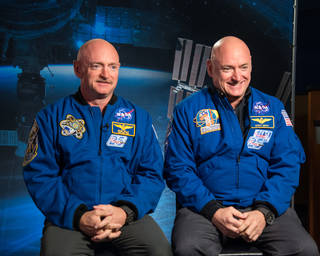 NASA Twins Study Preliminary Findings Revealed