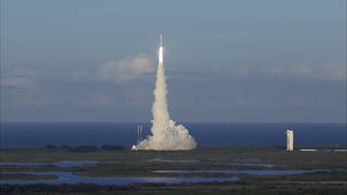 Atlas V Lift-off for OSIRIS-REx Mission