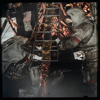 La medición del polvo lunar ayuda a combatir la contaminación del aire en la Tierra