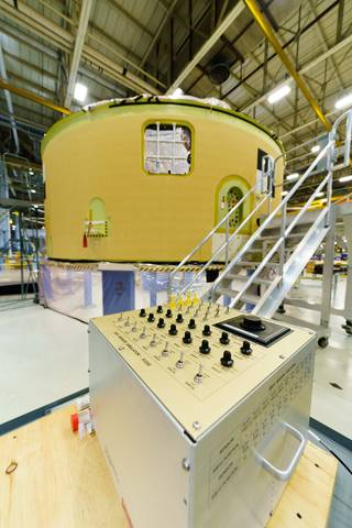 Functional Testing Complete for Core Stage Forward Skirt Avionics