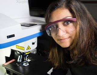 Quantum-Dot Spectrometer