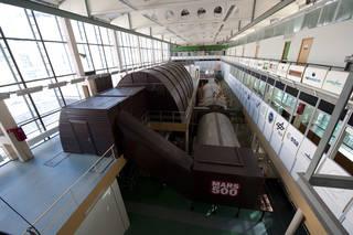 Mars 500 Facility (interior)
