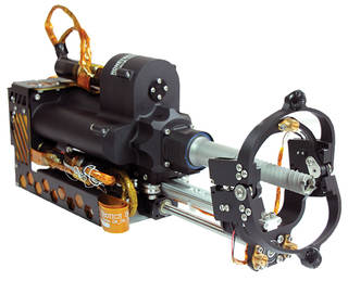 Honeybee Robotics rotary percussive corer drill