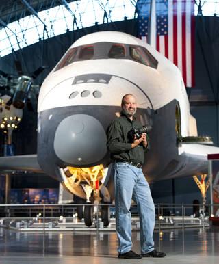 Bill Ingalls, NASA Photographer
