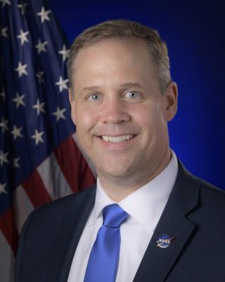 Portrait of Jim Bridenstine