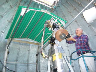 Vulcan observatory