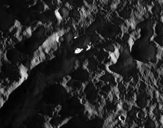 La lune de Saturne Dione