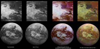 Working Toward 'Seamless' Infrared Maps of Titan