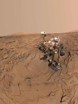 Hoạt động của Xe tự hành Curiosity