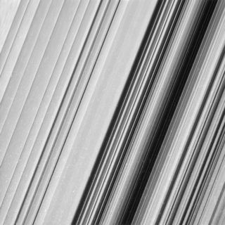 Saturn's outer B ring