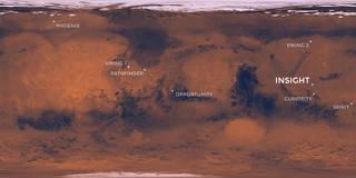 InSight's Landing Site: Elysium Planitia