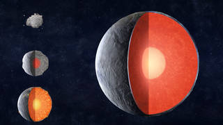 Rocky Planet Forms