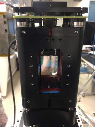 Space Station Experiment Reaches Ultracold Milestone Pia22563-physics-package