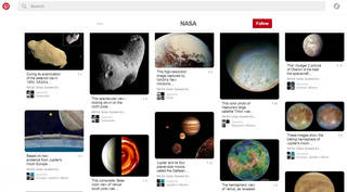 NASA on Pinterest