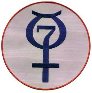 Project Mercury insignia