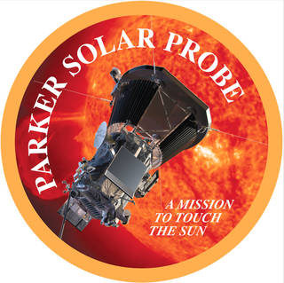 Illustration de Parker Solar Probe