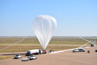 RaD-X balloon