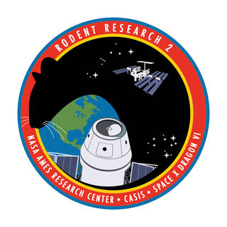 rodent research logo nasa - photo #1