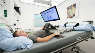 Lying in Bed for the Sake of Science: NASA co-sponsors bed rest study in Germany