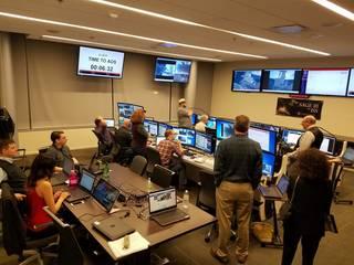 SAGE III Flight Mission Support Center