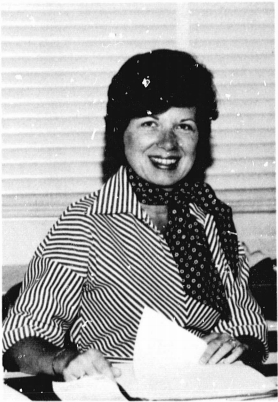 JoAnn Morgan