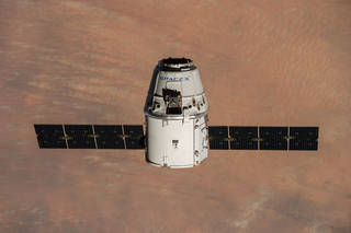 SpaceX's Dragon cargo spacecraft