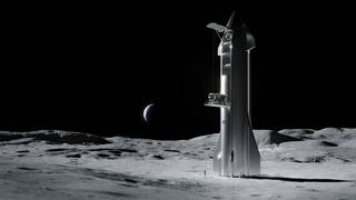 SpaceX was one of five companies announced on Nov. 18, 2019, as taking part in NASA's Commercial Lunar Payload Services or CLPS
