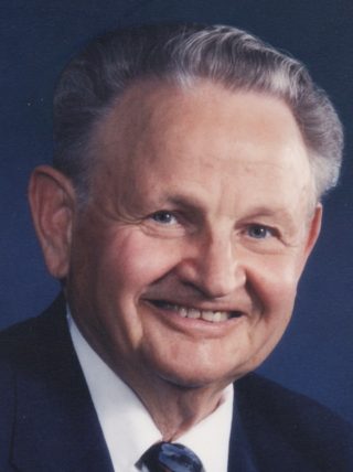 Portrait of Stanley F. Schmidt